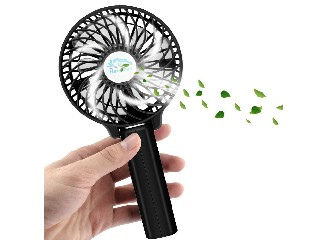 Outdoor Camping Office Rechargeable Usb Mini Portable Fan HF-306