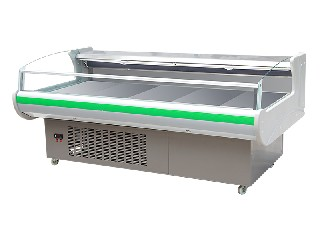 Top open air cooling meat and deli showcase KX-2.0PF