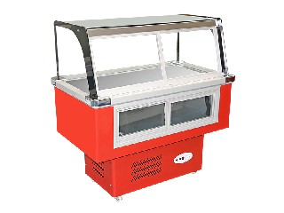 Ice cream display freezer  KX-1.0BD