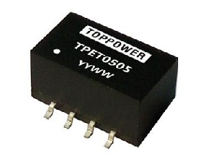 DC/DC Converters/TPET0505 1W SMD