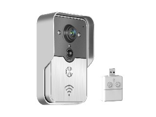 Smart home IP video intercom door phone wifi door bell Motion Detection Audio KW01