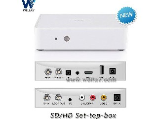 home tv receiver WHD 7010-P