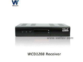 WCD 1208S2A DVB-S2 set top box