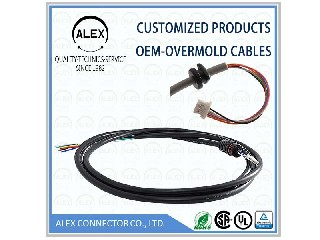 Overmolded Cables / Customized Products