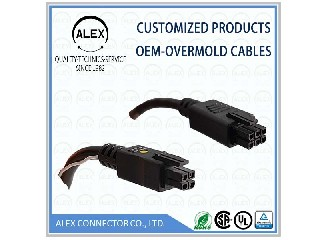 Overmold of ALEX 3025 Series / Customized Products