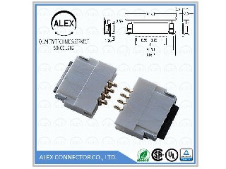 "Side Entry / .020""(0.50mm) ZIF FPC FFC Contact SMT Type 7903-xx-x"