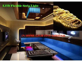 IP68 RGB Color Underwater LED Strip Lights For Pool , Fish Tank, pond   IH-striplight-5050