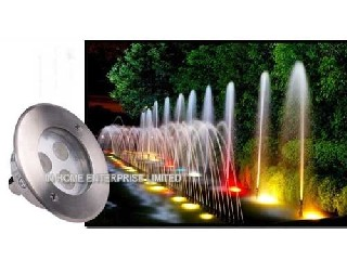 Low Voltage Underwater LED Lights Wall Mounted With 360 Degree Direction  IH-4X0303