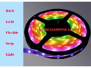 IP68 Waterproof 12V Marine Underwater LED Lights Flexible RGB LED Strip  IH-striplight-5050