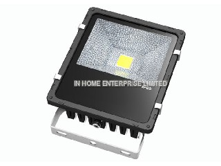 50w 12v LED Flood Lights Waterproof , Outdoor LED Flood Lighting   IH-YXR-FL-30W-3B