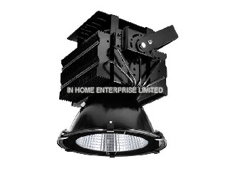 Meanwell 500W LED High Bay Lights Cree Chip Aluminum Alloy Cover   IH-HL-500W-3CC