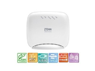 ZTE H118N 4 port 300Mbps 3g Wireless WiFi Router