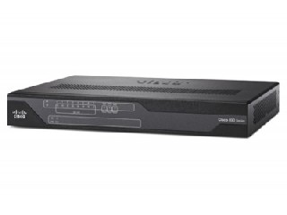 Cisco 800 series 10 to 50 users router