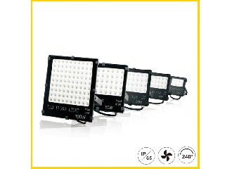 LED FLOOD LIGHT FJ-FL1X200W-XXCVX-G03