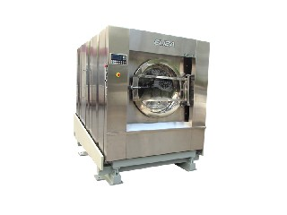 120kg Forward Tilt Automatic Unloading Industrial Washing Machine