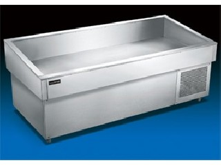 Stainless steel ice table ZTB-20
