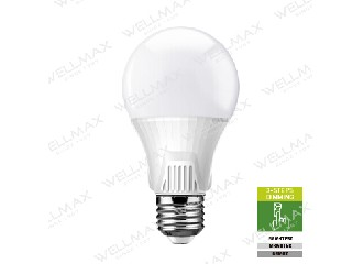 WELLMAX Segmented Dimming LED Bulbs-Ballet Series