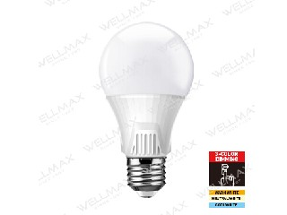 WELLMAX Segmented Color LED Bulb-Ballet Series