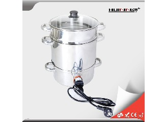 Stainless Steel Steam Juicer Extractor