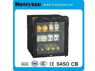 42L No Noise Hotel Mini Bar with Glass Door HS-42G