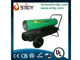 Industrial Diesel heater DH-20H 20kW koresene heating machine hot air ventilation
