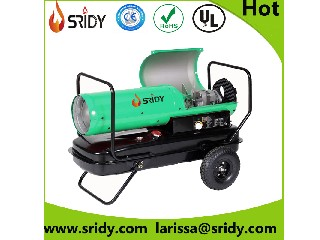 Industrial Diesel heater DH-60A 60kW koresene heating machine hot air ventilation