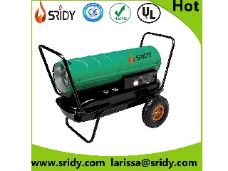industrial large diesel heater oil burning heating machine 80kw greenhouse space heating hot air ven