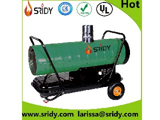 indirect industrial diesel heaters 60kw DH-60A large greenhouse space heating machine