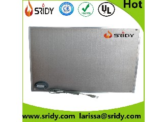 Panel heater model NO.PH10   500W wall mounted heaters Infrared mica heating Convection heat