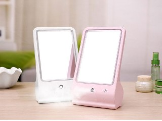 Cosmetic mirror & face moist humidifier EW-WY-D001