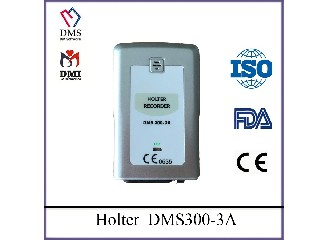 DMS300-3A holter USA brand long time record lightweight approved CE/FDA/ISO 13485 Certificate of hig