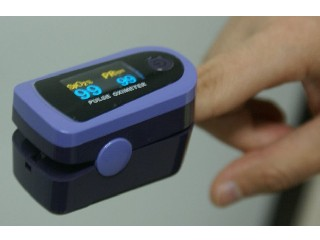 DMS color fingertip pulse oximeter with CE FDA certification  DMS-SPO2-A1