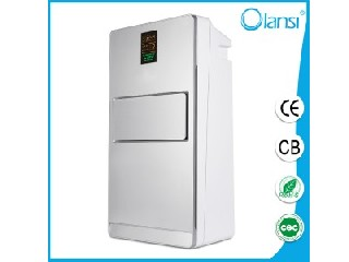 China portable air purifier with humidifier, commercial anion air purifier with high efficient hepa