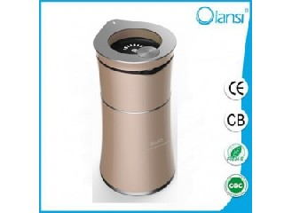 Purify water for direct drinking with Olansi water purifier machine with white, blue, pink,golden co