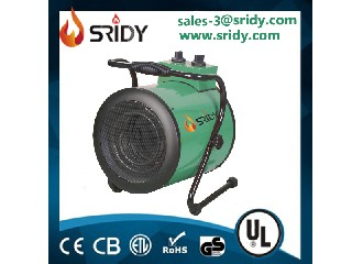 Sridy Industrial electric fan heater 9KW three phase fanheater protable commercial