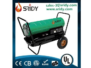 Industrial large diesel heater oil burning heater machine 80kw