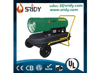 Industrial large diesel heater oil burning heater machine