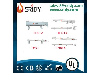Sridy 120w Greenhouse Ceramic Infrared Tubular Electric Heaters TH03
