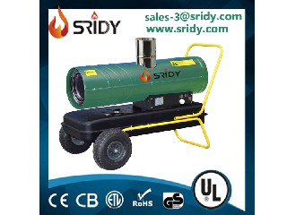 Industrial large diesel heater oil burning heater machine 300KW DH-30B