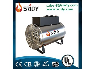 Electrical greenhouse heater fan heater 3 heat outputs 2.8KW