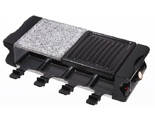 KL-FYBG405 Electrical Grill BBQ with Granite Stone and Steel Grid surface optional