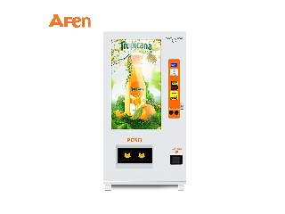 50inch Cold Drink Big Touch Screen Snack Vending Machine Malaysia  AF-8C(50SP)