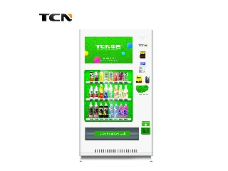 Milk&Drink vending machine/Advertising vending machine  TCN-D720-8C