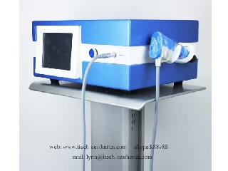 Professional Extracorporeal Shockwave Therapy / Portable Shock Wave Machine Factory Price