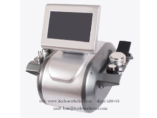 Ce Approved! Multipolar Rf Vacuum Cavitation Slimming Machine Portable Ultrasonic Rf Vacuum Cavitati