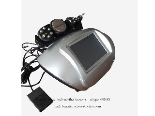 Ultrasonic Cavitation RF Cellulite Removal Beauty Salon Equipment RU+6