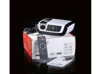5% off Super bright !!! C7 Android China mini projector mobile phone with WIFI and DLNA