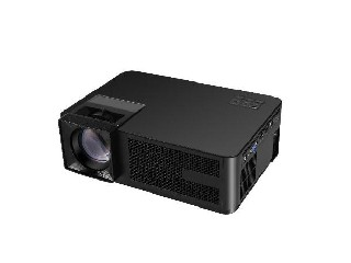 2018 Top-Rated Entry LED Projector Home Cinema 1280*800 3D Projector CM1