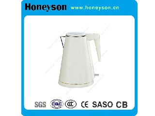 Double Body Kettle China Manufacturer for Hotel Industry K42