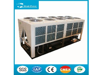 Industrial Air-Cooled Screw Type Water Chiller 500TON